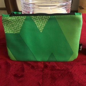 Ipsy Tetris makeup bag